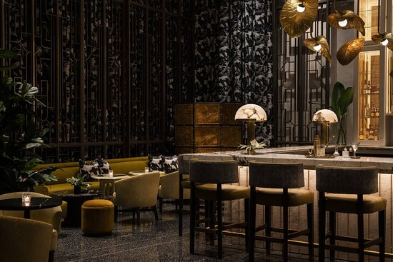 Lapidus Bar - Bar Seating