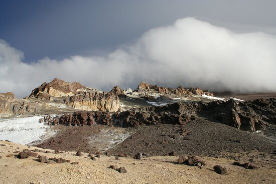 Incredible Aconcagua