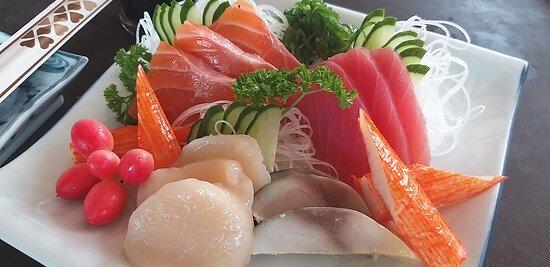 Aoi Sushi Bar Phuket - Sashimi Salad
