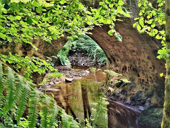 Pont De Lascaux Sur La Gorre