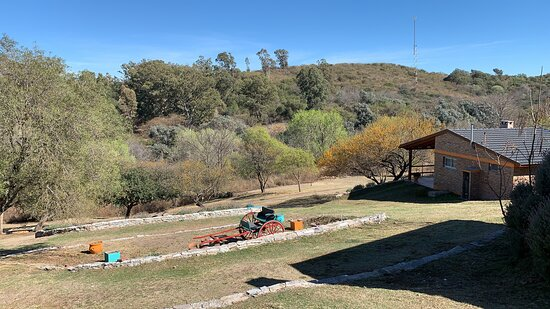 Vista desde la Cabaña