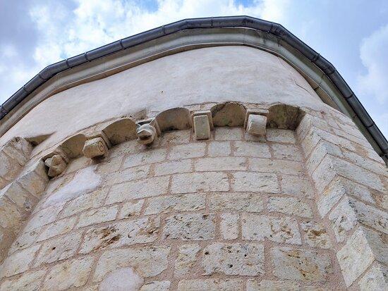 Eglise Saint Cybard De La Grimaudiere