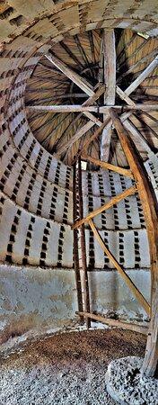 Plusieurs pigeonniers sont à découvrir dans la région, 1 à Vouzailles inscrit par les Monuments Historiques, 1 autre à Béceleuf, au lieu dit Pouzay, qui abrite un chêne remarquable et beaucoup d'autres, carré, rond, aux architectures plus ou moins sophistiquées.  Ces pigeonniers font partie du patrimoine local. Celui de La Grimaudière est un des éléments du patrimoine bâti à découvrir dans un rayon proche. Il existe 3 églises romanes, Notre-Dame d'or et l'église Saint Cybard à La Grimaudière, l'