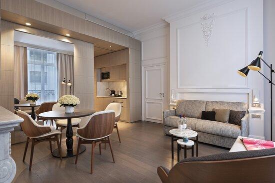 1-Bedroom Apartment, La Clef Champs-Élysées Paris