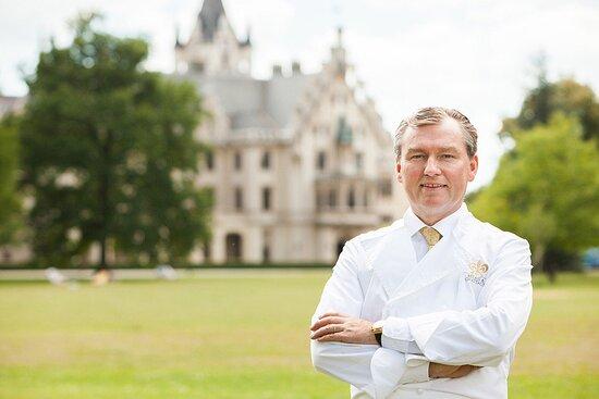Chef Toni Morwald
