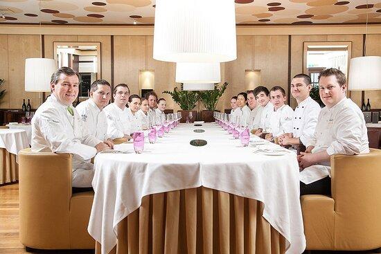 Gourmet restaurant Toni M.