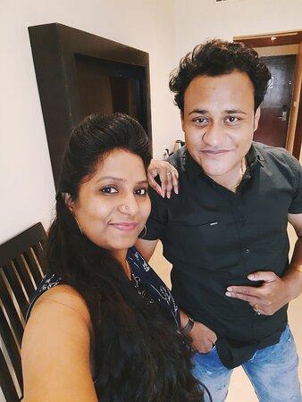 Anshul and priya