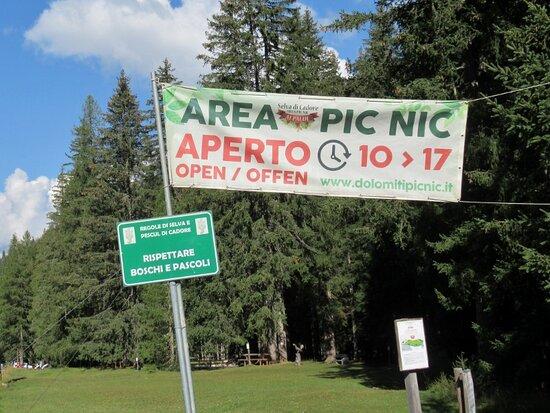 Area Picnic Palui