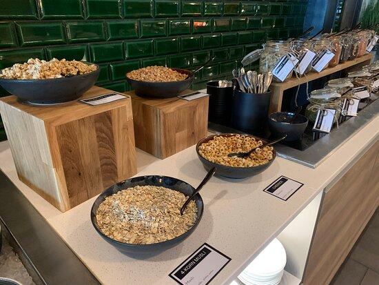 Frühstücksbuffet (Juli 2021)