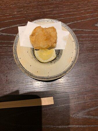 Fugu tempura