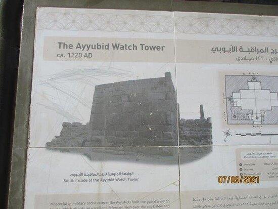 Ayyubid Watchtower