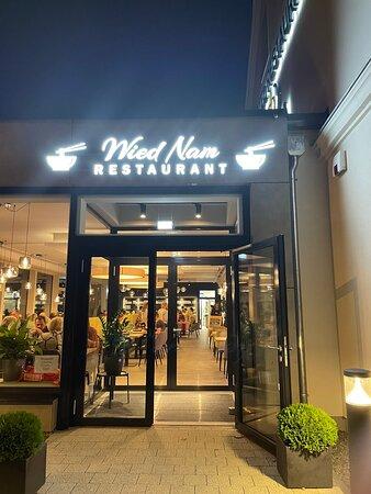 Sehr empfehlenswertes Restaurant!