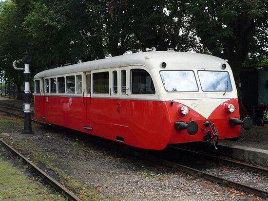 Le wagon de 1938 restauré