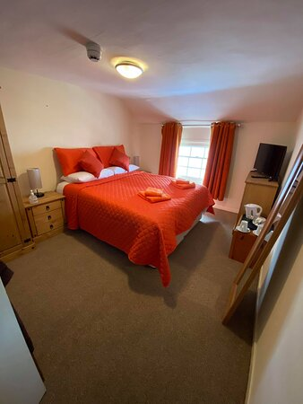 Just 1 of our 3 rooms which can be doubles or twins