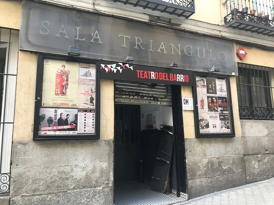 Teatro del Barrio.