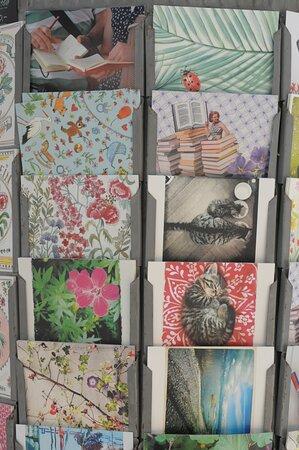 Schöne Postkarten