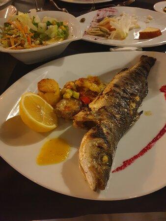 Рыбный а-ля карт