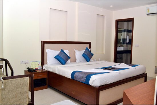 Located on main NH-8 highway,near to Airport, The Blu Pebbels promises a great experience to the guests at affordable rates. The well trained and friendly staff of hotel maintains the property and ensures your stay is smooth.FacilitiesAC, Geyser and more are equipped in our property.To ensure the safety of guests, the hotel provides facilities like fire safety, first aid and round the clock security.Our 24 hour helpdesk ensures your needs and requirements are catered to.What's NearbyHead out to