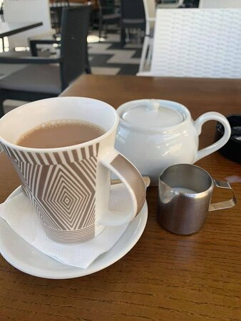 Nice pot of tea..