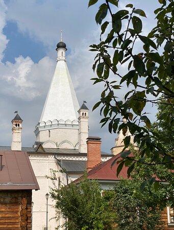 Храм в честь Введения Пресвятой Богородицы