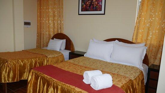 fotos de habitaciones - Hostal Mirador Del Cusco, 쿠스코 사진 - 트립어드바이저