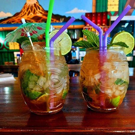Our famous cocktails