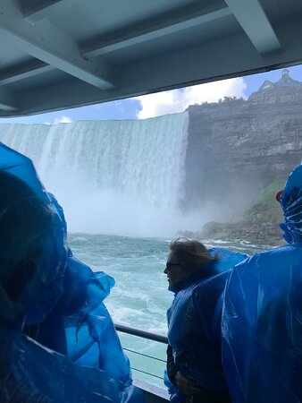Cascatas do Niagara, Nova Iorque: You will get wet!,