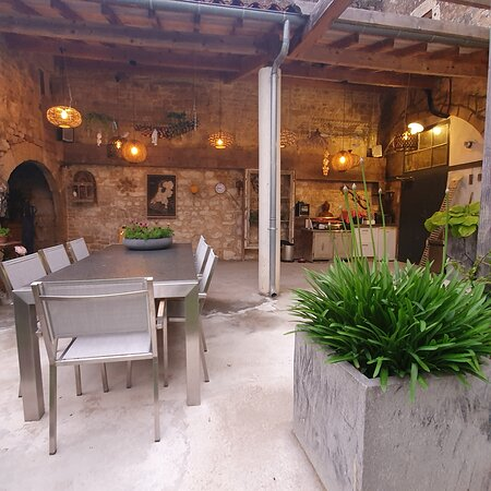 Melle, Prancis: The cosy Lounge.
