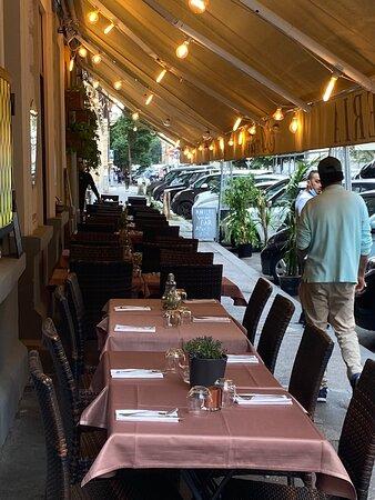 Pizzeria Amalfi, Via dei Gracchi 12, Roma