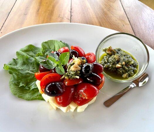 Salada Caprese