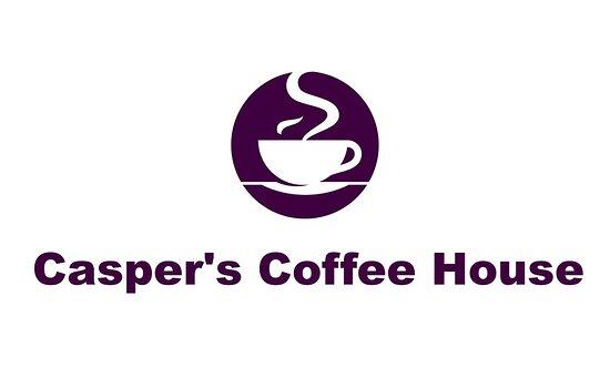 CASPER'S COFFEE HOUSE LOGO....