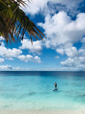 Bonaire: SUP