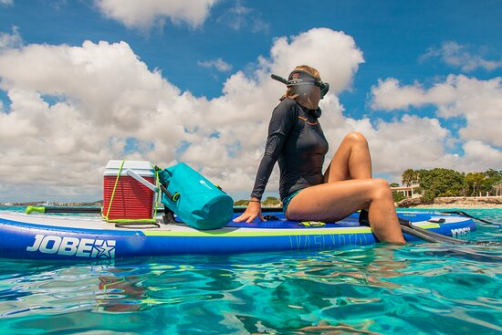 Bonaire: SUP & Snorkel tour