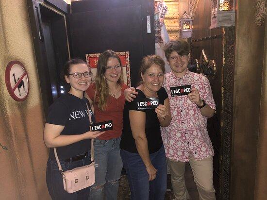 The Escape Game Houston