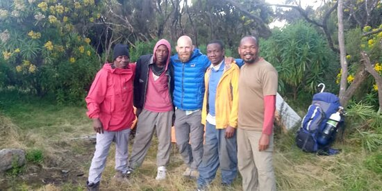 Climb with us for a cause to donate delivery beds to vulnerable women in the village