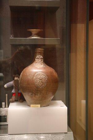 Historic bottle.