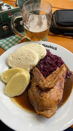 Typisch Tschechische Küche