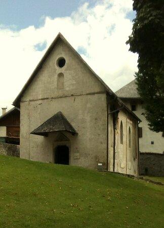 esterno chiesa di san martino vescovo