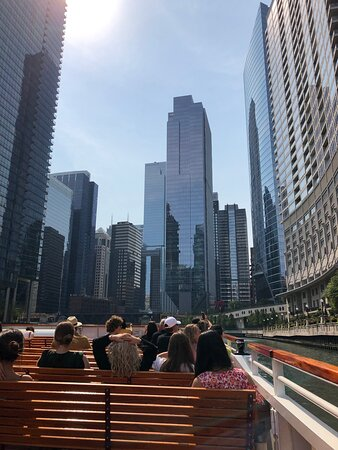Chicago Architecture River Cruise: Best way to view Chicago