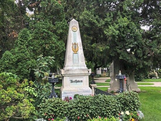 Ehrengrab von Ludwig van Beethoven