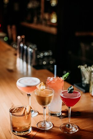 Cocktails done right, classic and signatures