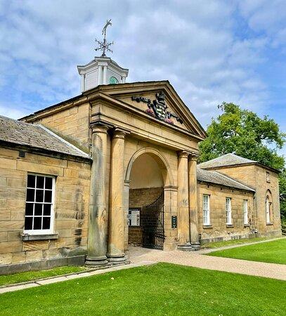 Renishaw Hall and Gardens. Our hidden gem with award winning gardens in beautiful Derbyshire.