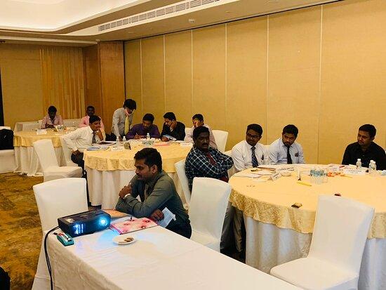 Chennai (Madras), India: Very good destination for corporate meetings