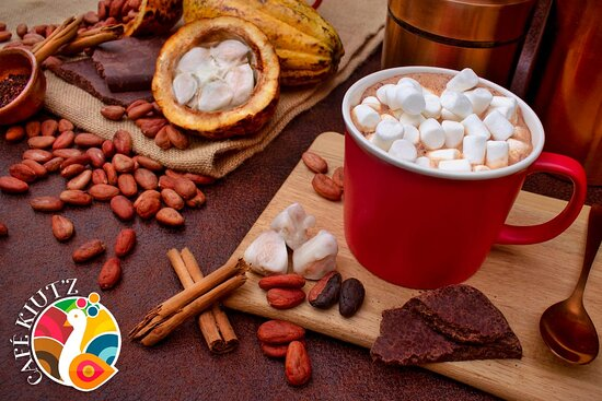 Cocoa con marshmellows