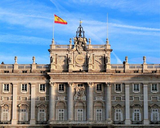 マドリード王宮Palacio  Real de Madrid 1