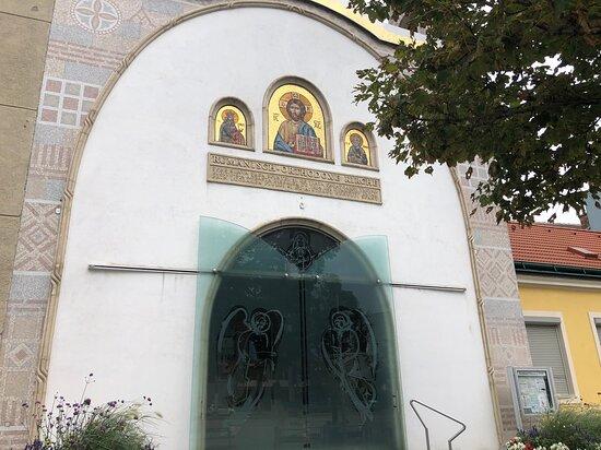 Rumänisch-Orthodoxe Kirche in Wien
