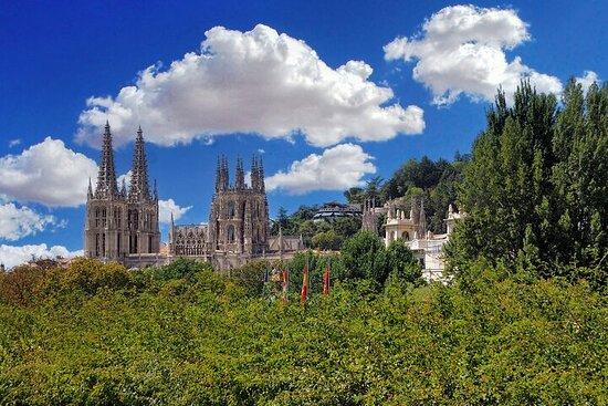 Tour privado de día completo en Burgos desde Madrid con recogida