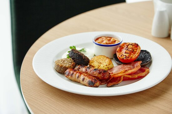 Holiday Inn Irish Breakfast