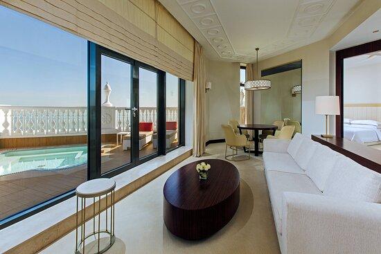 Sheraton Terrace Suite