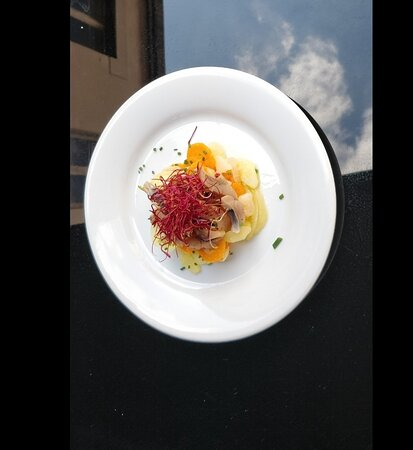 New chef New dishes.